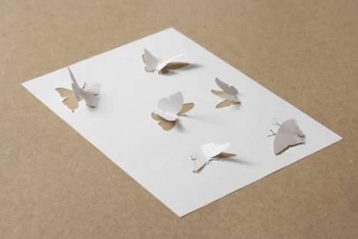 Как сделать фигурку из листа бумаги