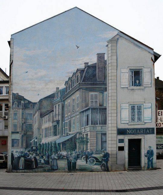 Sztuka na ulicach miast 2