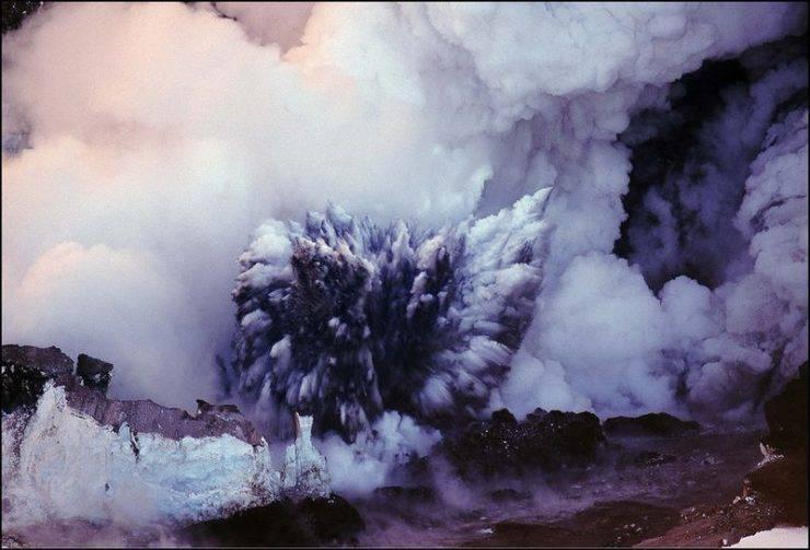 Erupcja wulkanu Grímsvötn 12