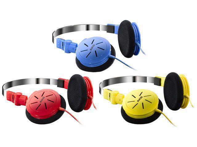 Kolorowe słuchawki 9