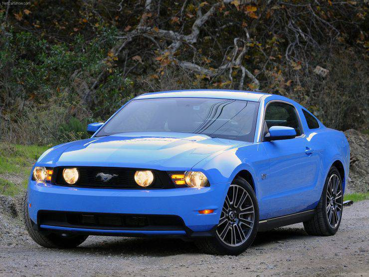 Ford Mustang #2 25