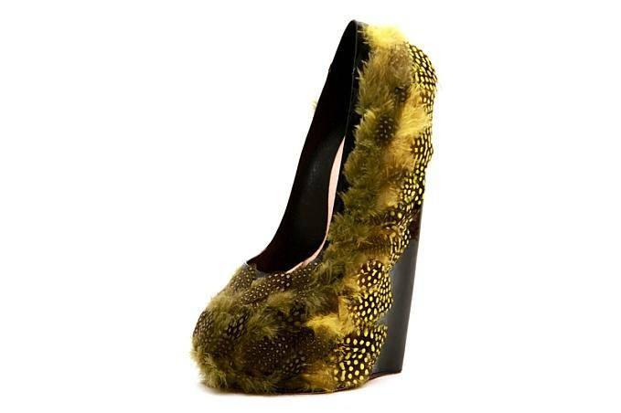 Najdziwniejsze buty #5 24