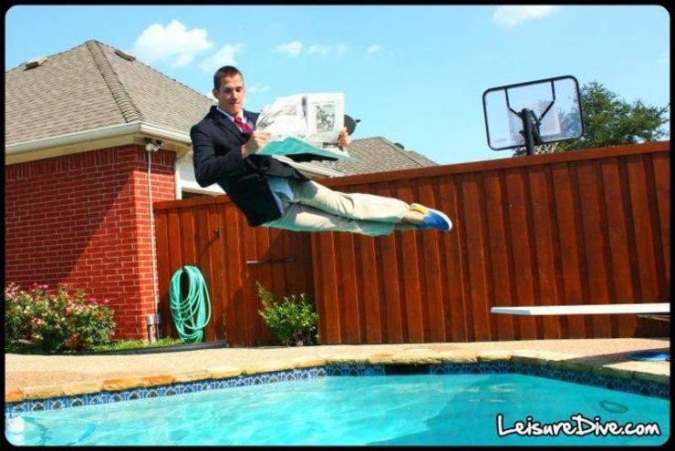 Zabawne zdjęcia przy skokach do basenu 39