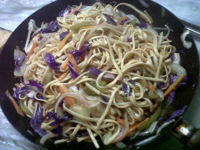 Como hacer comida china, ingredientes economicos. Mi receta.