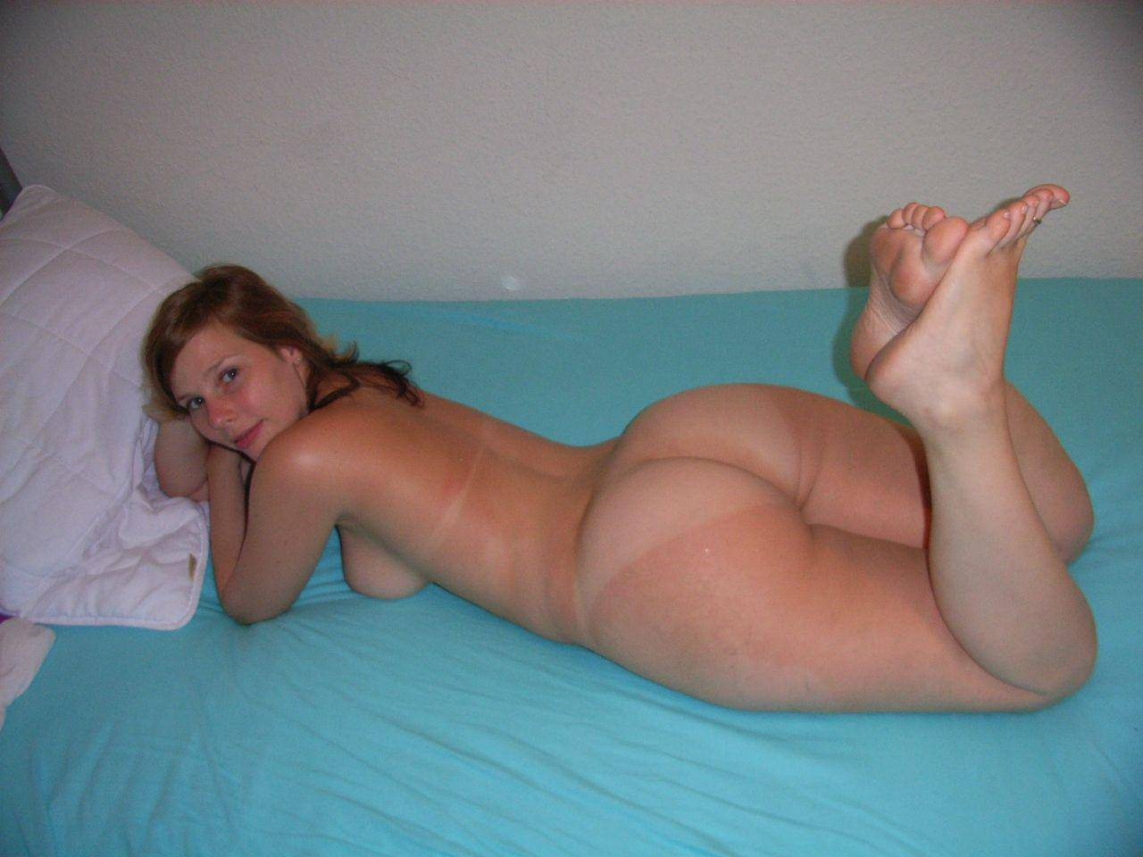 Cute chubby girl big ass