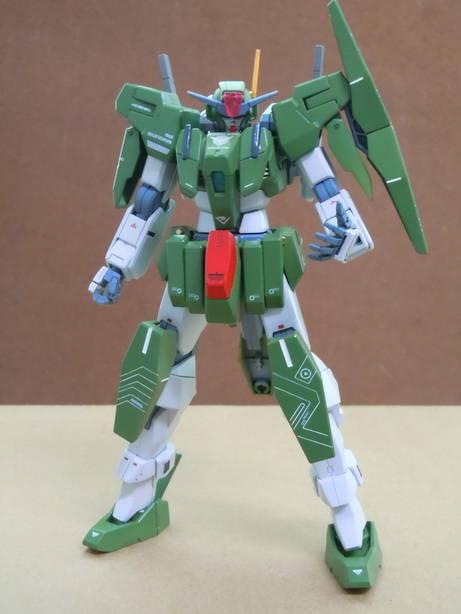 Gundam OO: Cherudim 1/144 ขอบคุณน้ำท่วมที่ทำให้มีเวลาว่างทำโม โดย Kai Xena