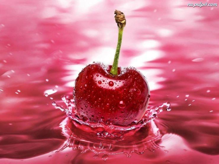 Owoce w wodzie :) 29