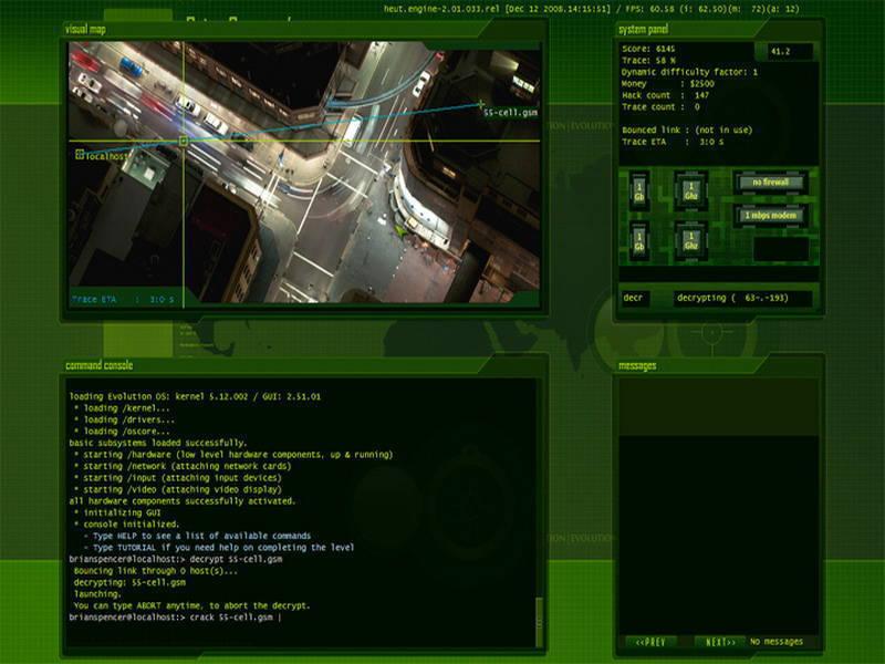 Скачать Хакер: Взлом 2.0 / Hacker Evolution Untold (2009).