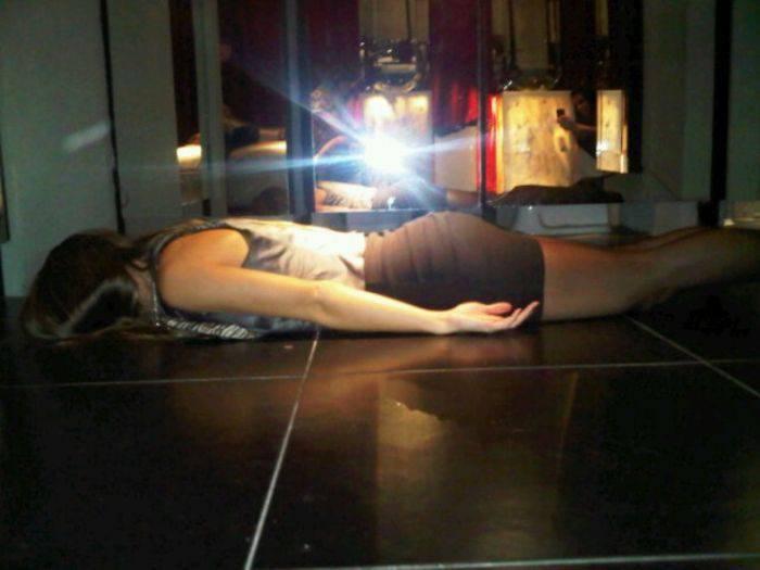 Planking - zabawa w leżenie 70