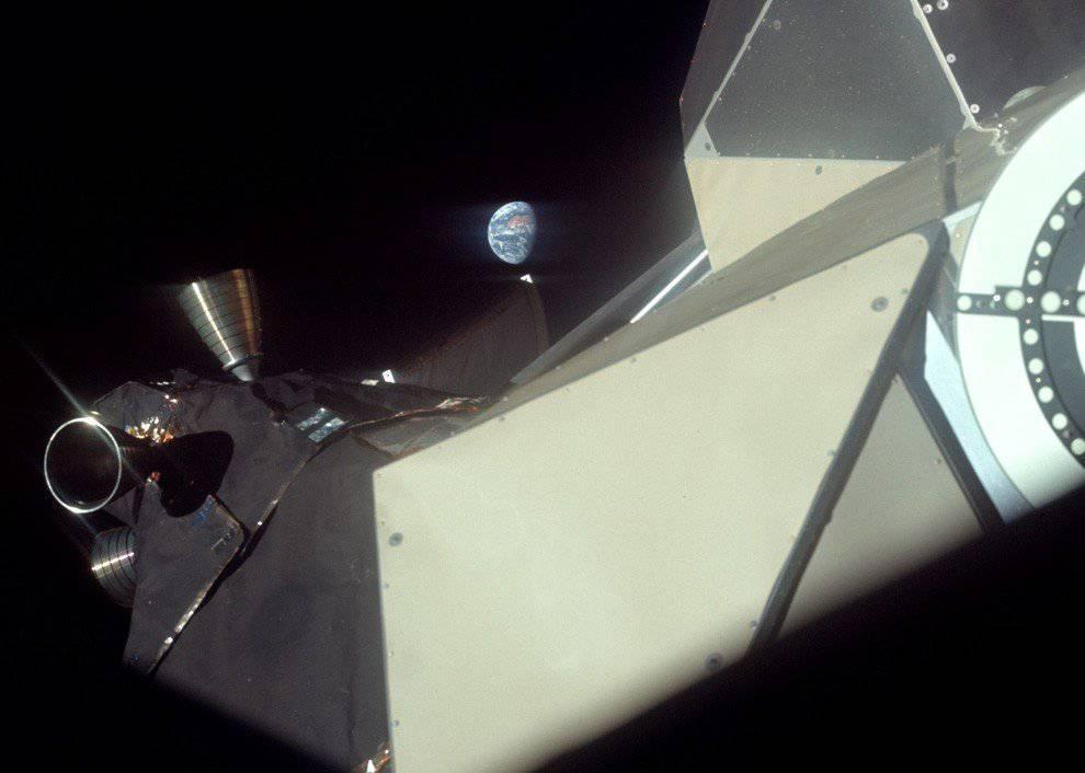 Misja Apollo 11 - lądowanie człowieka na Księżycu 36