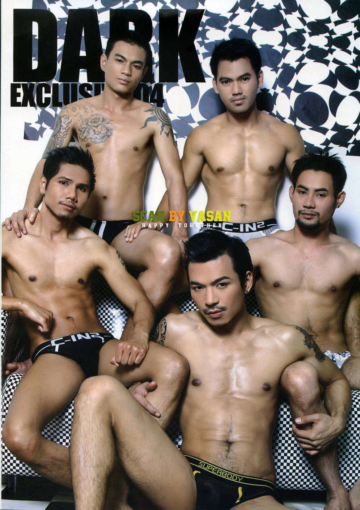 Dark Exclusive 04 The Naked Issue