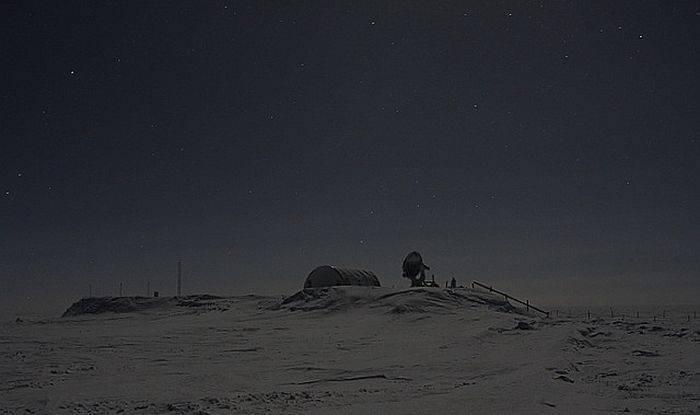 Stacja antarktyczna Concordia 12