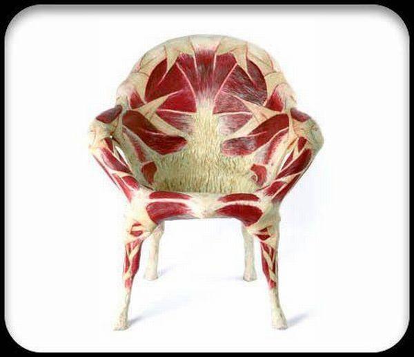 Najdziwniejsze krzesła 48