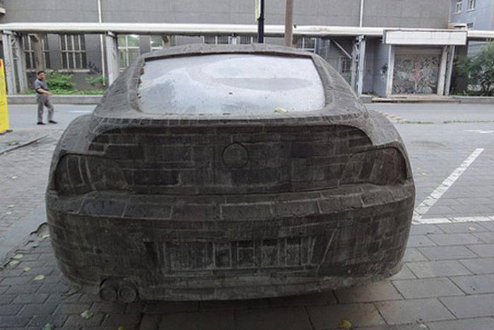 BMW Z4 z kamienia 4