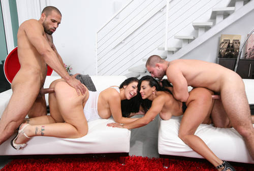 Madison Rose - Huge Asses Doing Work! - BangBros/ AssParade (2012/ HD 720p)
