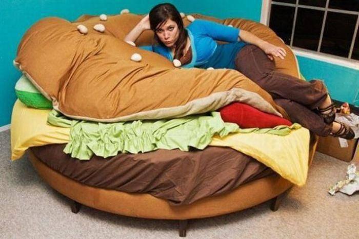 Najdziwniejsze łóżka 30