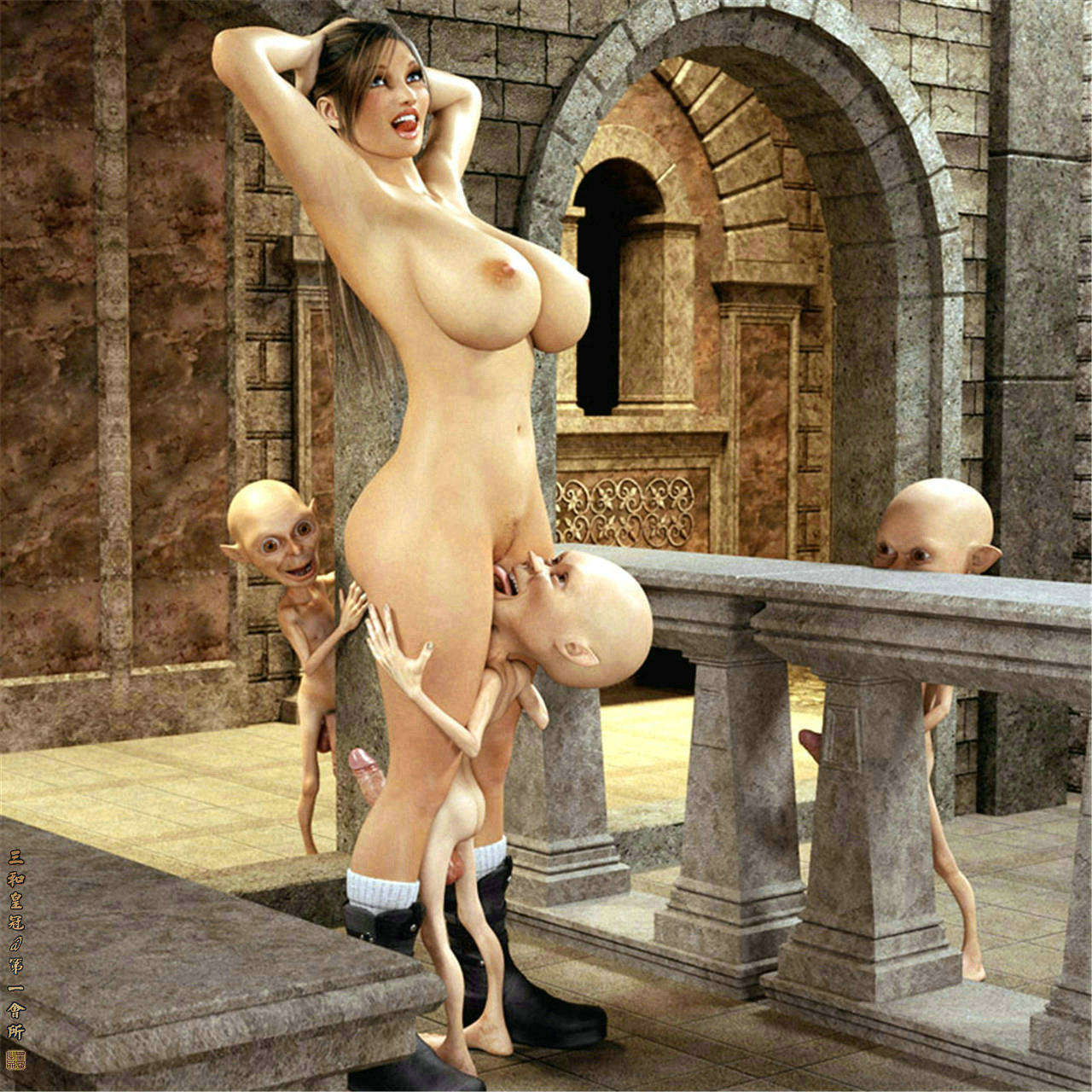 Erotic3d art porn videos