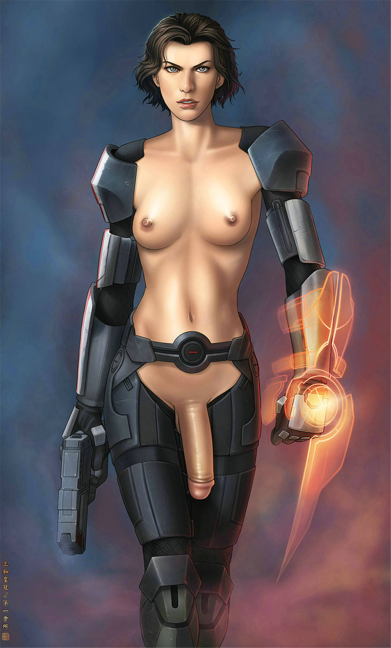 Mass effect porn shrek softcore curly daughter