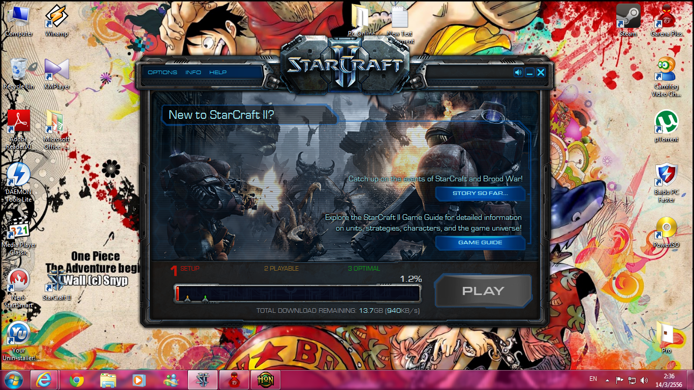Proper-RELOADED torrent or any other torrent from the. Get the StarCraft I
