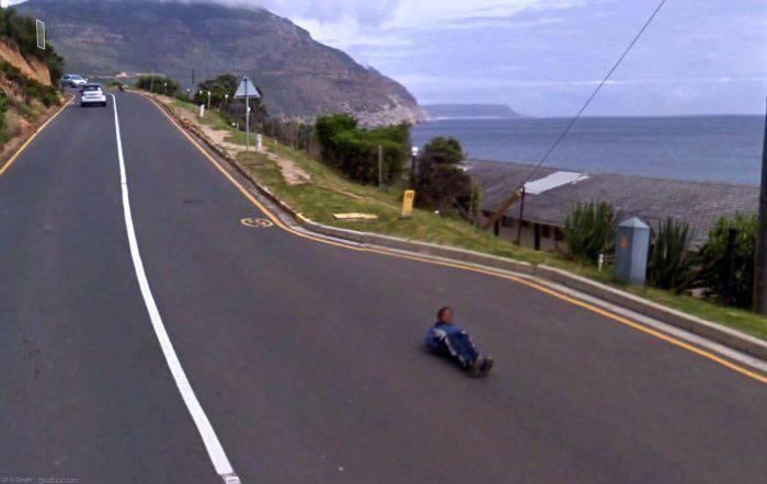 Najdziwniejsze zdjęcia z Google Street View #2 59