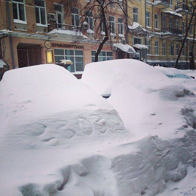 Atak zimy na Ukrainie 6