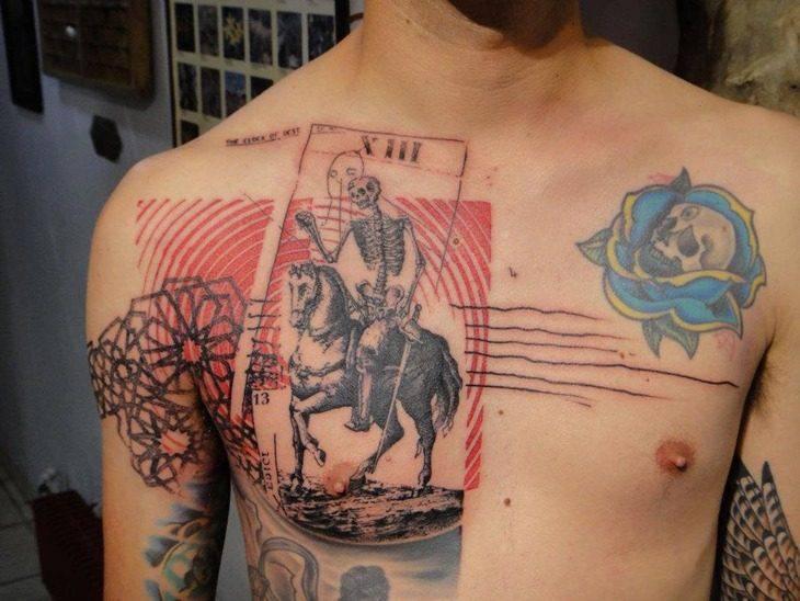 Oryginalne tatuaże #4 21