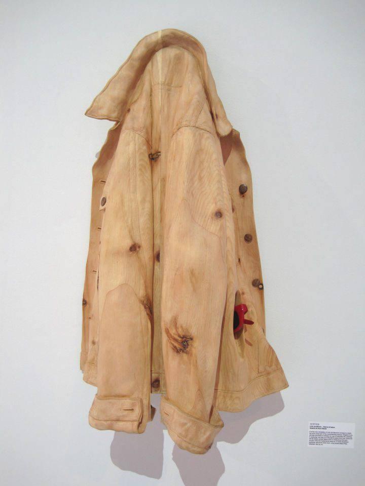 Niezwykłe rzeźby z drewna 12