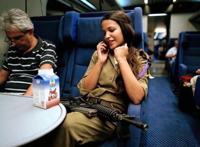 Laski z Izraelskiej Armii #2 39
