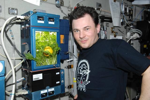 Codzienność na Międzynarodowej Stacji Kosmicznej 60