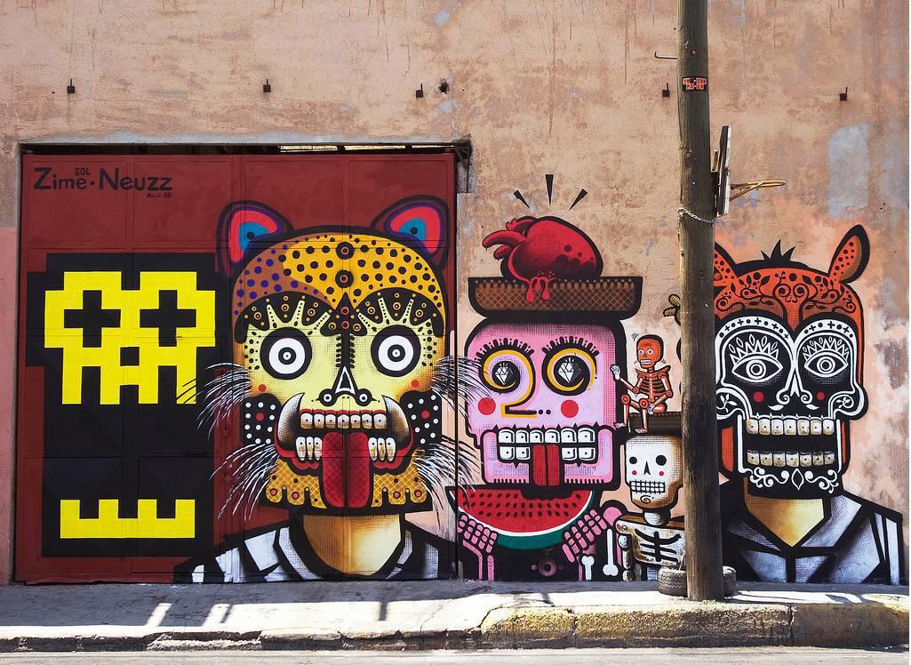 Street art - sztuka ulicy #5 22