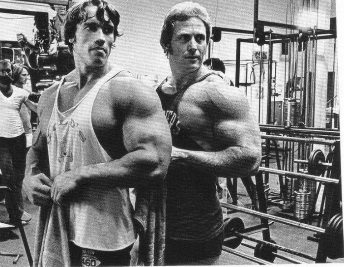 Arnold Schwarzenegger 73
