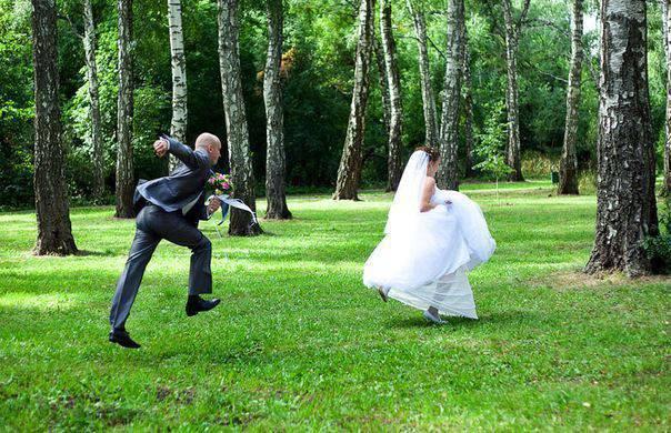 Najdziwniejsze zdjęcia ślubne #4 53