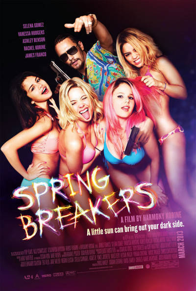 Spring Breakers (2012) RC BDRip XviD REAL AC35 1 AUDIO D-Z0N3