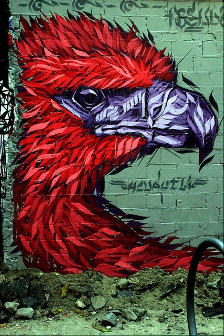 Street Art - sztuka ulicy #6 31
