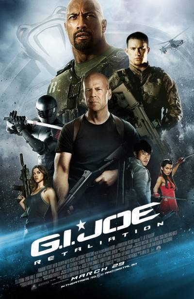 G I Joe Retaliation (2013) DVDRIP X264 AAC CrEwSaDe