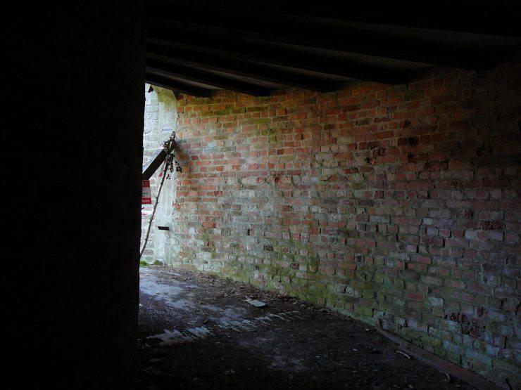 Ruiny DAG Fabrik Bromberg w Bydgoszczy 38