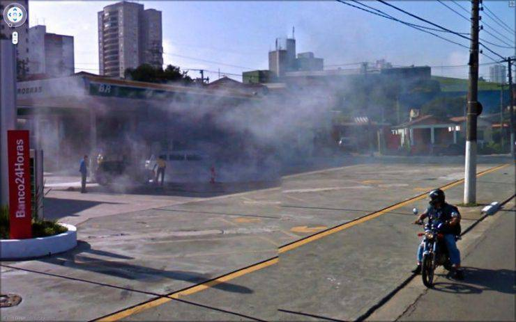 Najdziwniejsze zdjęcia z Google Street View #3 9