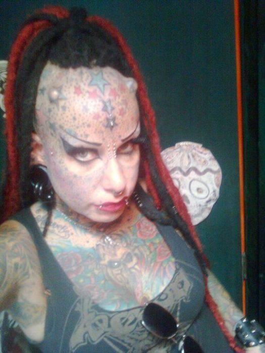 Ekstremalny goth 7