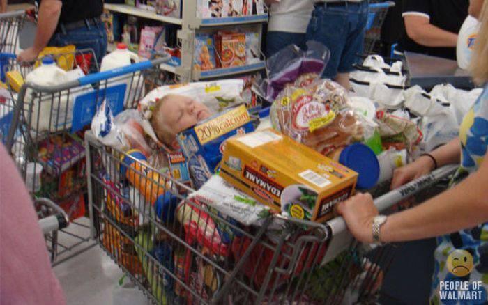 Najdziwniejsi klienci z WalMart #5 51