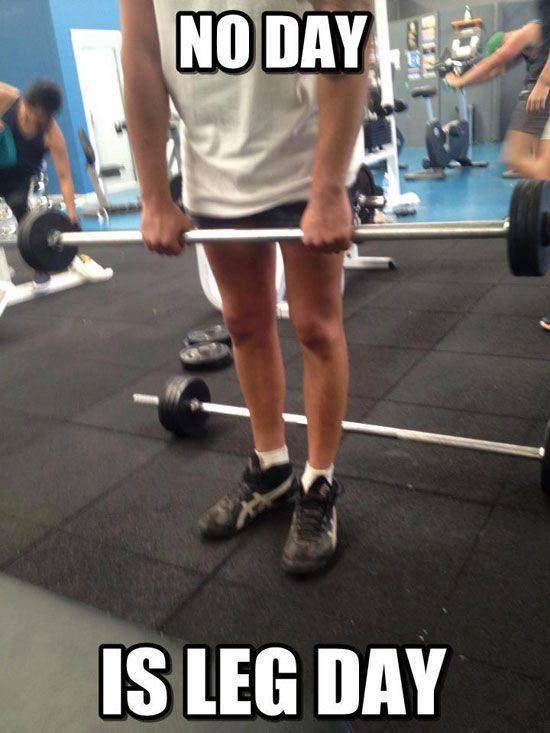 Pamiętaj o nogach! 10