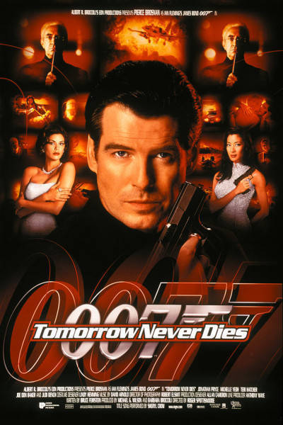 James Bond Tomorrow Never Dies (1997) 1080p BluRay x264