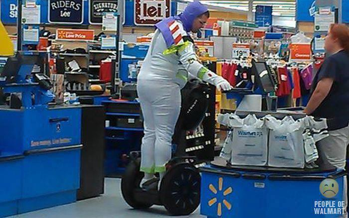 Najdziwniejsi klienci z WalMart #22 21