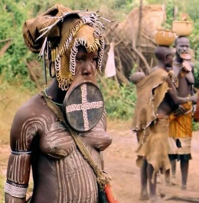 Piercing po afrykańsku 5