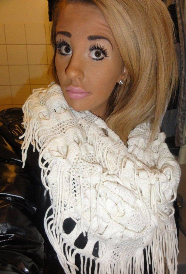 """Alexandra """"Kissie"""" Nilsson 14"""