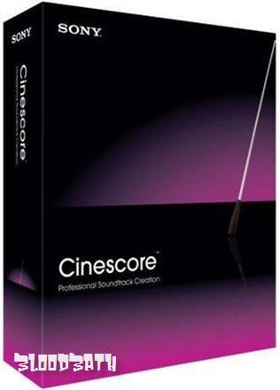 SONY Cinescore.