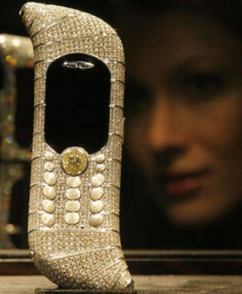 Le Million - najdroższy telefon świata 3