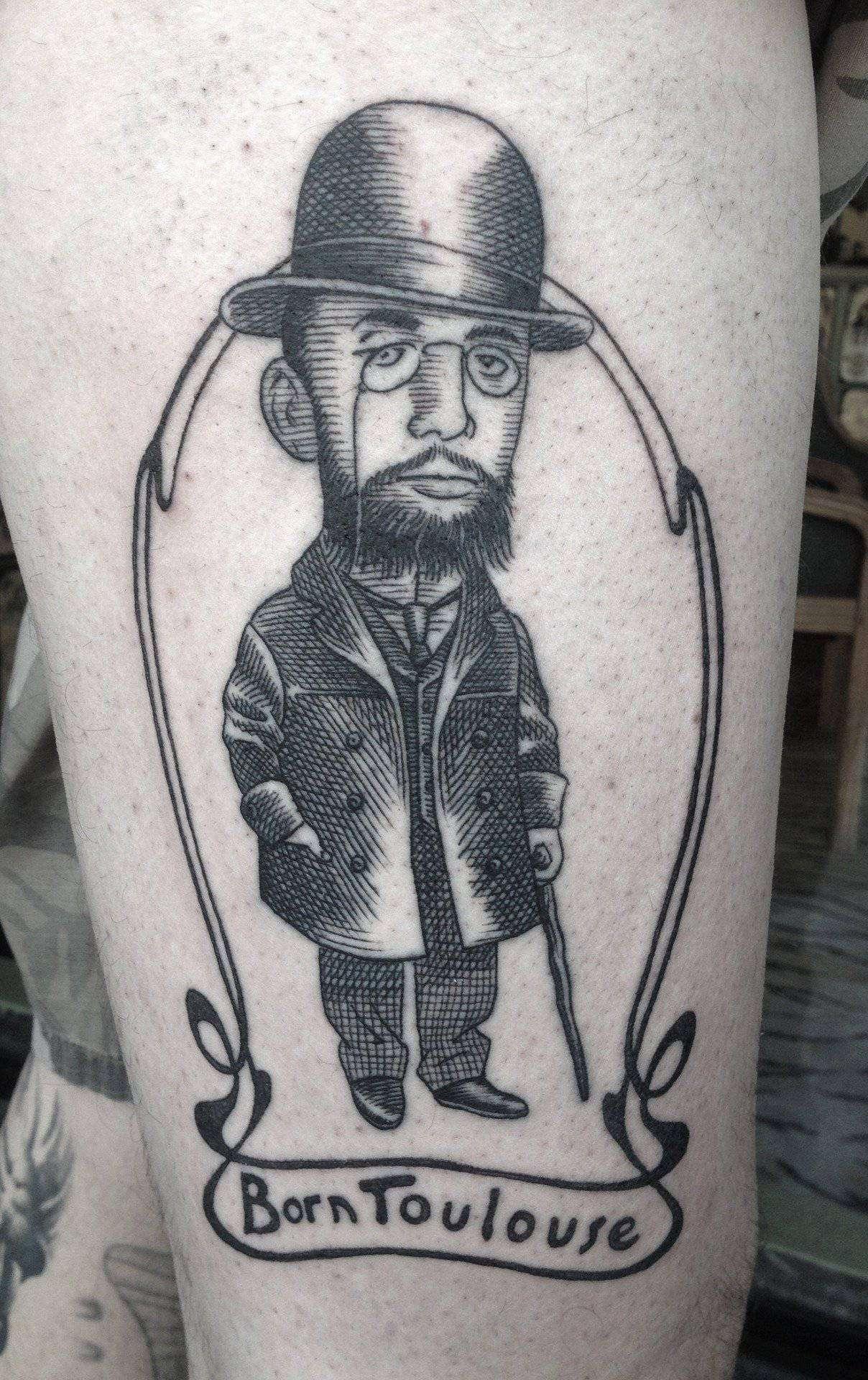 Świetne tatuaże 80