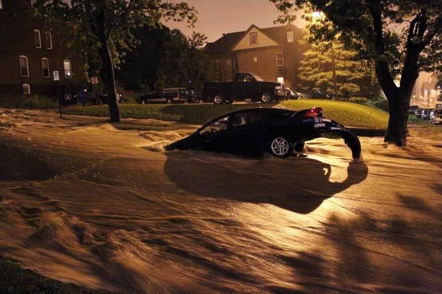 Powódź w Duluth 18
