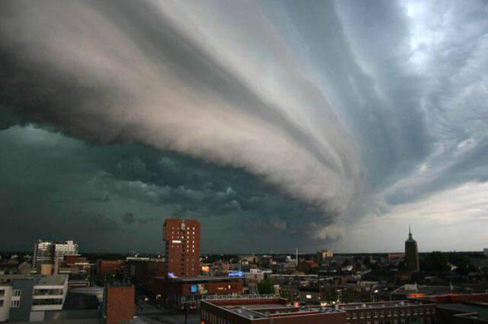 Niezwykłe chmury #2 13