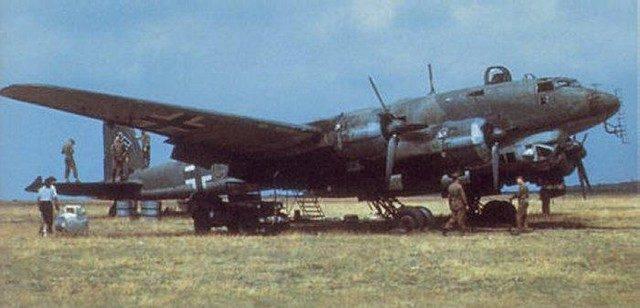Samoloty z okresu II wojny światowej 132